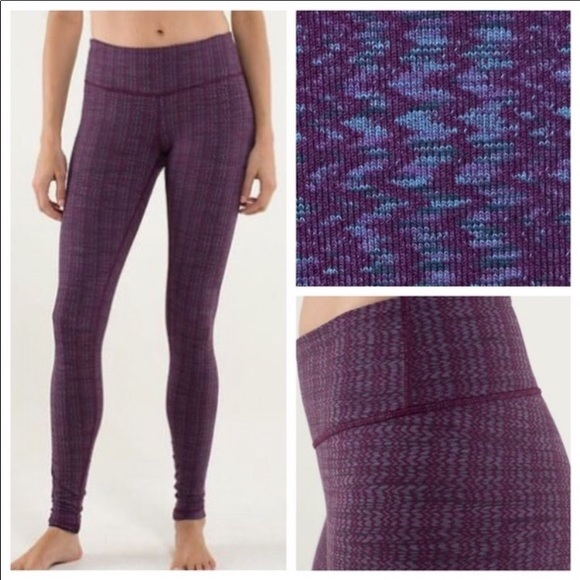 1172a33c4a8142 lululemon athletica Pants | Euc Lululemon Tights Size 10 | Poshmark